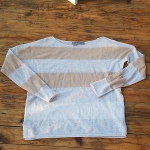 360 Cashmere striped sweater